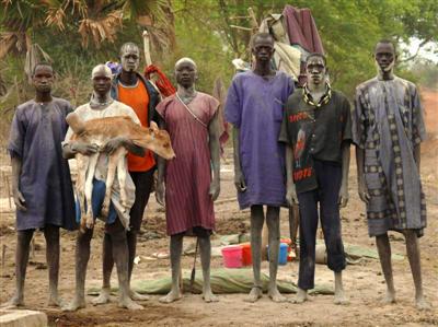 このアフリカ人たちの身長ンゴwwwwwww