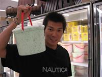 アメリカ人の食べるアイスの量wwwww