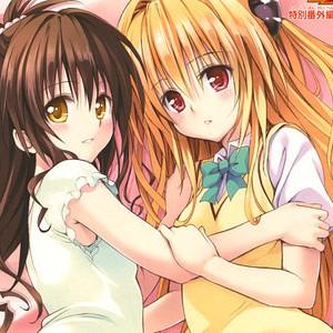 「To LOVEる -とらぶる- ダークネス」、TOKYO MX・サンテレビ・BS11ほかでアニメ10月放送開始 OP:Ray、ED:分島花音