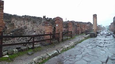 【考古】古代ローマの都市ポンペイのごみ捨て場などを調査 おかずにキリン、フラミンゴ /米シンシナティ大