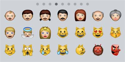 「iPhoneの絵文字に白人しかないのは差別だ」→apple「黒人verも追加します…」