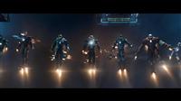 アイアンマン軍団総出撃のアクションシーン満載「アイアンマン3」最新予告編ムービー登場 !