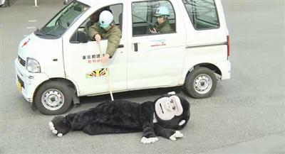 上野動物園で行われた「逃げたゴリラを捕獲する訓練」があまりにもユルいと話題に