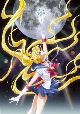 【アニメ】「美少女戦士セーラームーン クリスタル」キービジュアル公開