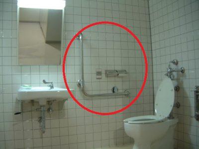 外のトイレについてる力み棒ってお前らは使うんか?
