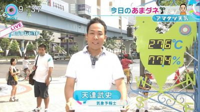 彡(^)(^)「おっ、テレビやん!映ったろ!」