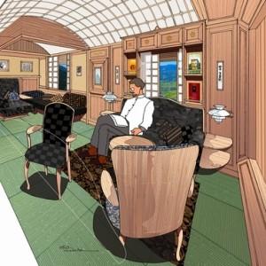 JR九州の豪華寝台列車「ななつ星」、1人あたりの料金は最高95万円
