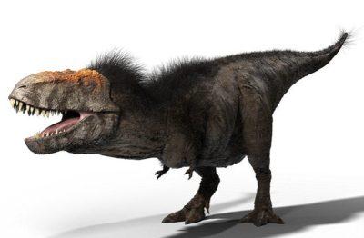 ティラノサウルスさん、やきう民だった