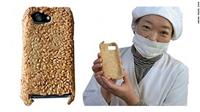非常時の食料にもなる「食べられるiPhoneケース」、米国でも発売…日本人の食へのこだわりと消費者技術へのこだわり