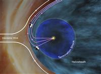 想定より大きかった太陽系~ボイジャー1号が新領域に入ったことをNASAが発表