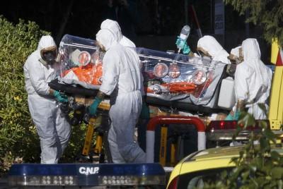 エボラ患者の最後の行動怖杉内