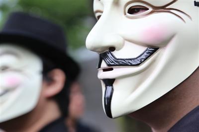 【国際】アノニマスが韓国政府にサイバー攻撃予告 「情報を歪曲している」