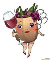 ワインが好きなおねぇさん…浦臼のイメージキャラクター、「臼子ねぇさん」(40歳・自称32歳)に決まる(写真あり)