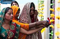 トイレをつくれ!=野外排せつ6億人、女性立ち上がる-インド
