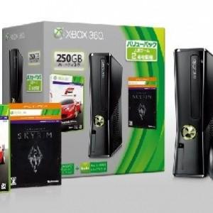 kyrim・FM4EE同梱「Xbox 360 バリューパック」 10月4日発売決定 招待などでMSPがもらえる「Xbox LIVE rewards」を開始