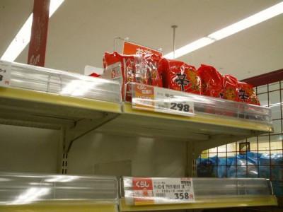"""【経済】日本で韓国食品""""離れ""""加速 ラーメン、キムチ、マッコリ…対日輸出額「激減」"""