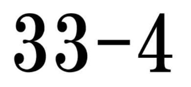 【悲報】33-4がYahooニュースで取り上げられる