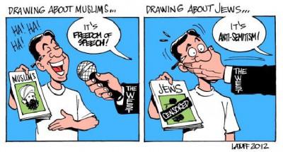 【国際】フランスの言論の自由はダブルスタンダードか? コメディアンら逮捕めぐり批判も