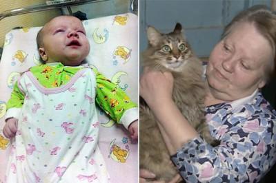 【国際】野良猫、赤ん坊救う=氷点下で数時間温める-ロシア