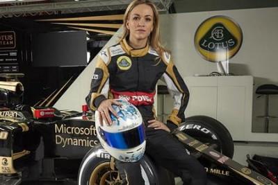 【F1】女性ドライバーの存在意義は?