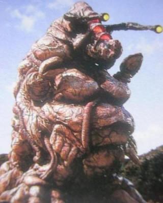 【閲覧注意】ウルトラマン史上最も気持ち悪い怪獣といえば