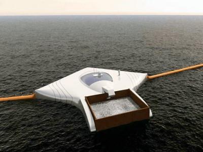 【環境】19歳の考案した「世界の海から725万トンのプラスチックを除去できる装置」が日本海の対馬沖に来年世界で初めて設置へ