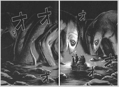J民「彼岸島はギャグマンガやで~」 ワイ「ほぉーんそうだったんや…」漫画ペラペラ